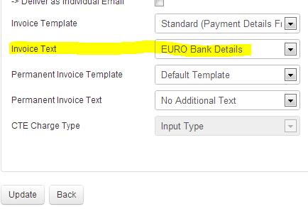 Where can i add different bank details so they appear on a sales with thecheapjerseys Choice Image