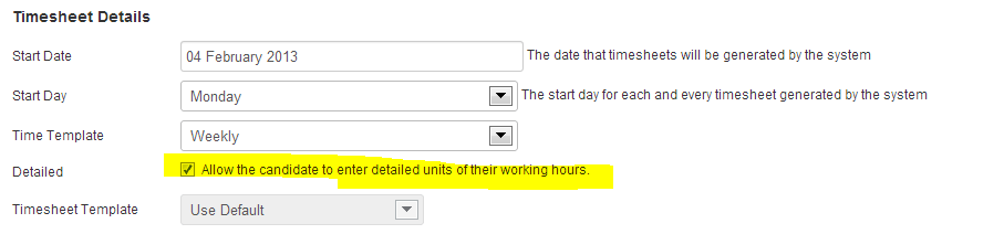 the candidate will be requested to enter the time they have worked and the number of days worked if the time worked is more than the time after on the