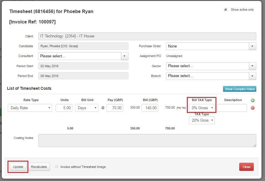 how do i credit vat on a sales invoice etz technologies ltd